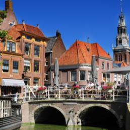 Alkmaar bridge