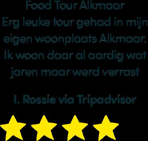 Review food tour