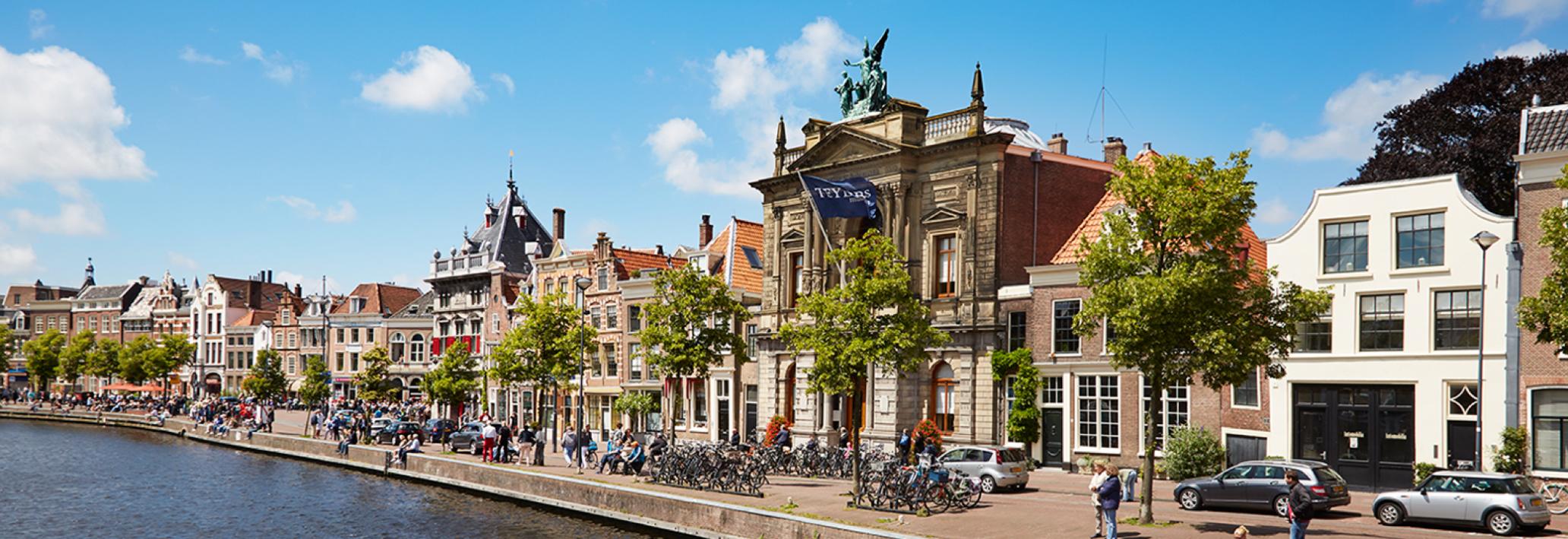 Haarlem summer time